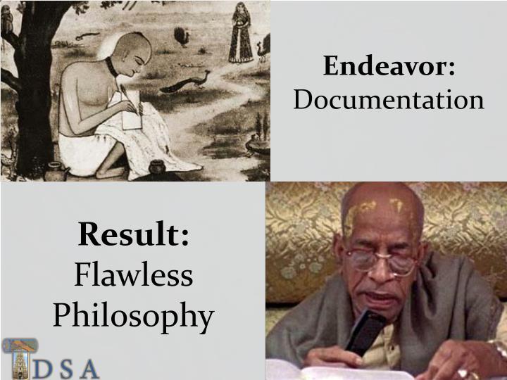 Endeavor: