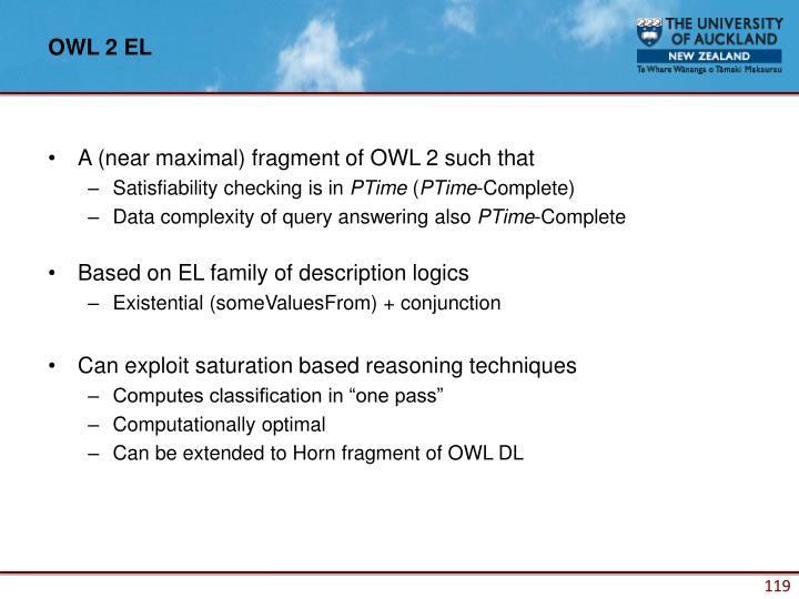 OWL 2 EL