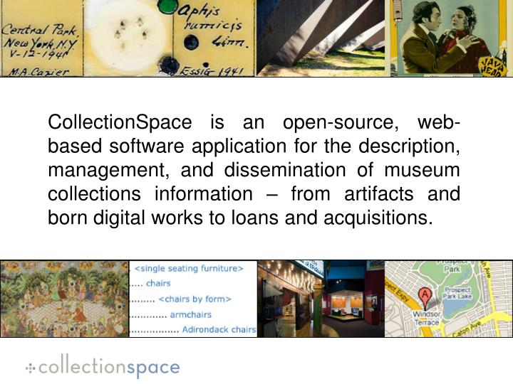 CollectionSpace