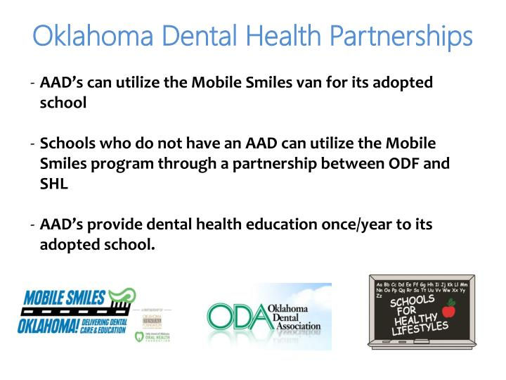 Oklahoma Dental Health Partnerships