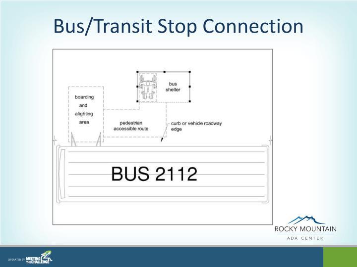 Bus/Transit