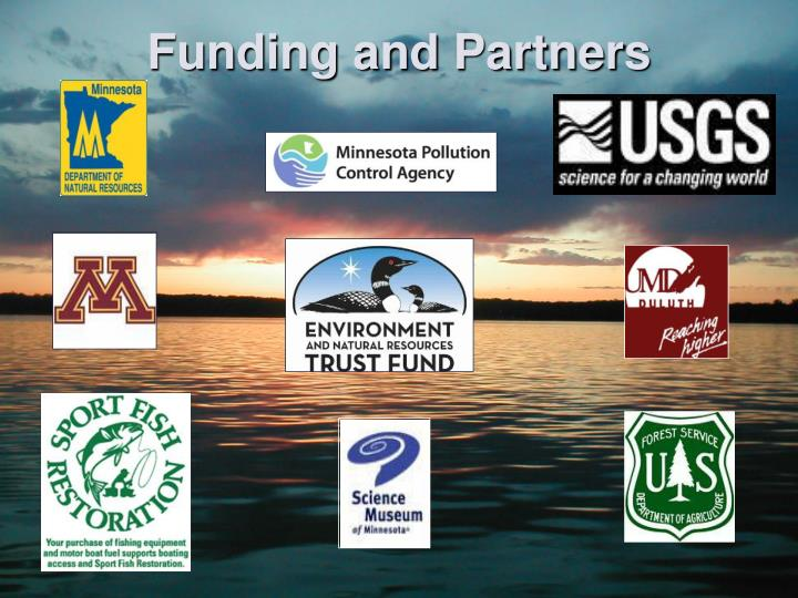 Funding and Partners