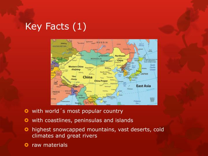 Key Facts (1)