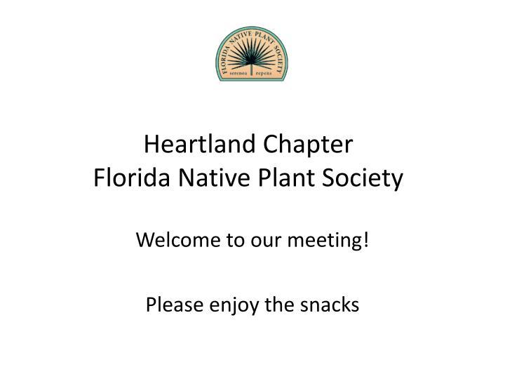 Heartland Chapter
