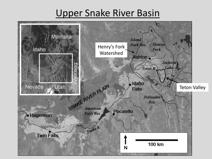 Upper Snake River Basin