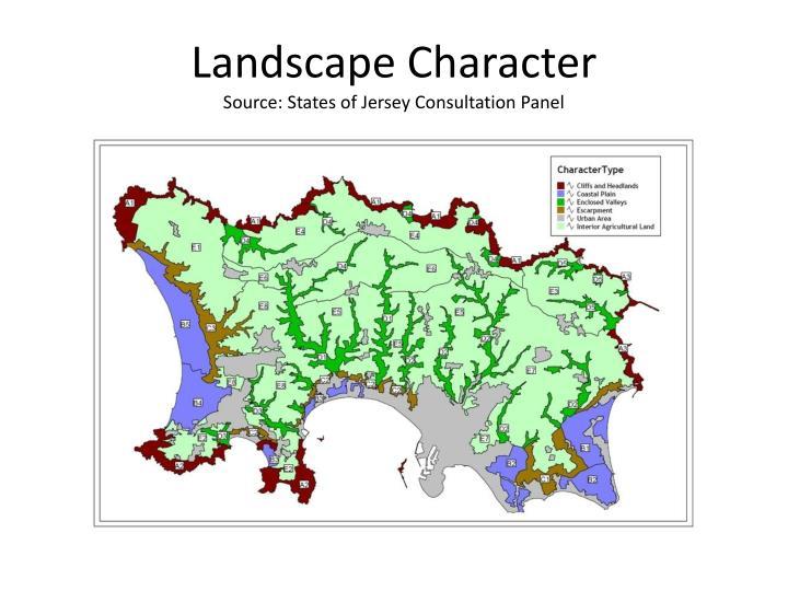 Landscape Character