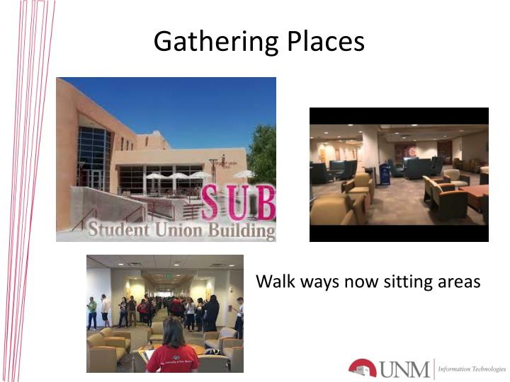 Gathering Places