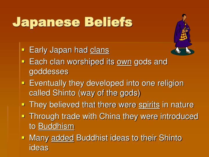 Japanese Beliefs