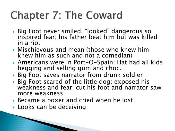 Chapter 7: The Coward