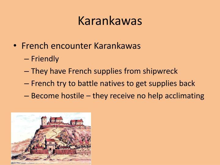 Karankawas