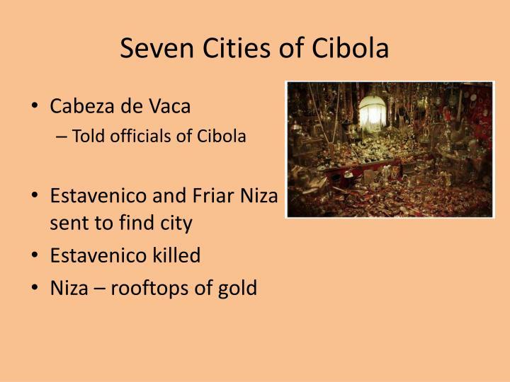 Seven Cities of Cibola