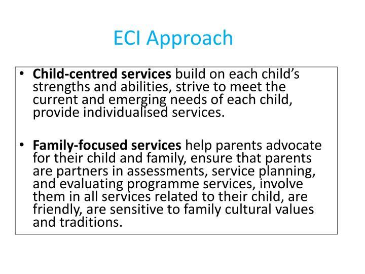 ECI Approach