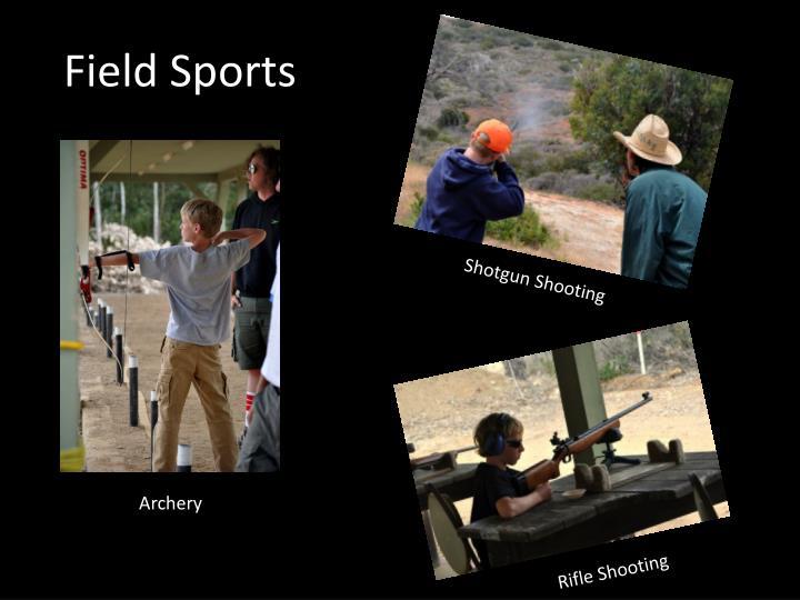 Field Sports