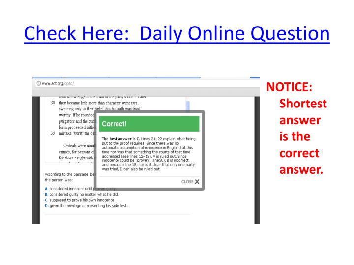 Check Here:  Daily Online Question