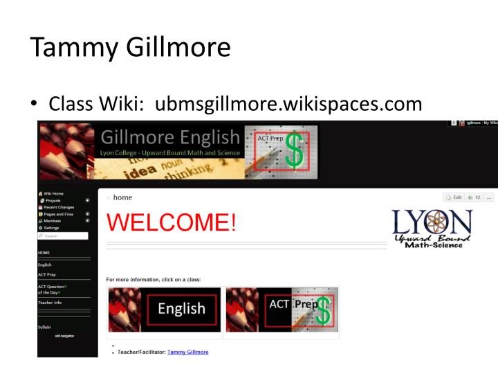 Tammy Gillmore