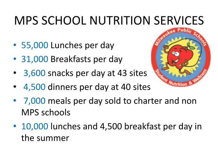 ppt   school nutrition connecting the cafeteria the