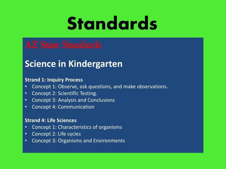 AZ State Standards