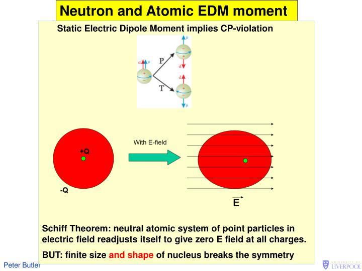 Neutron and Atomic