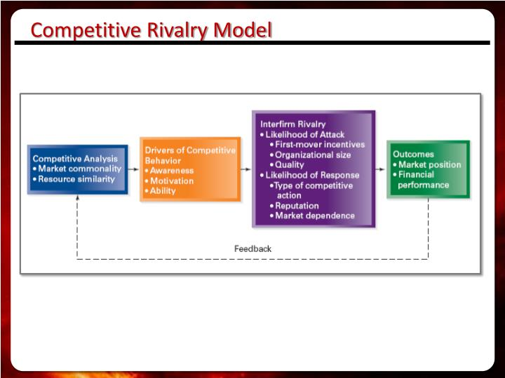 Competitive Rivalry Model