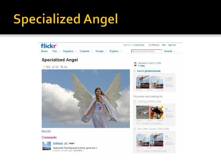 Specialized Angel