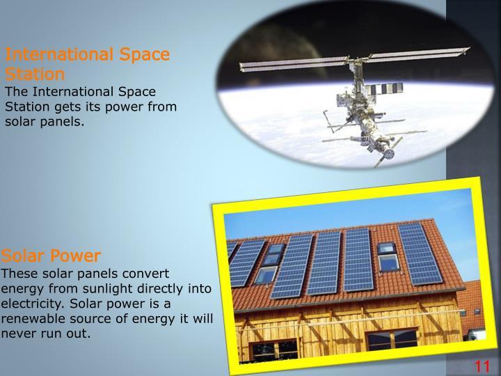 International Space Station
