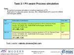 task 2 1 pv aware process simulation