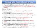 entering med student competencies1