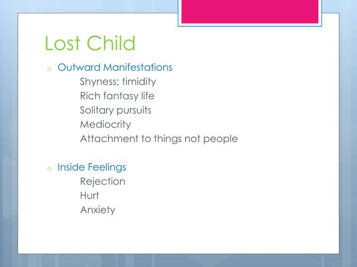 Lost Child
