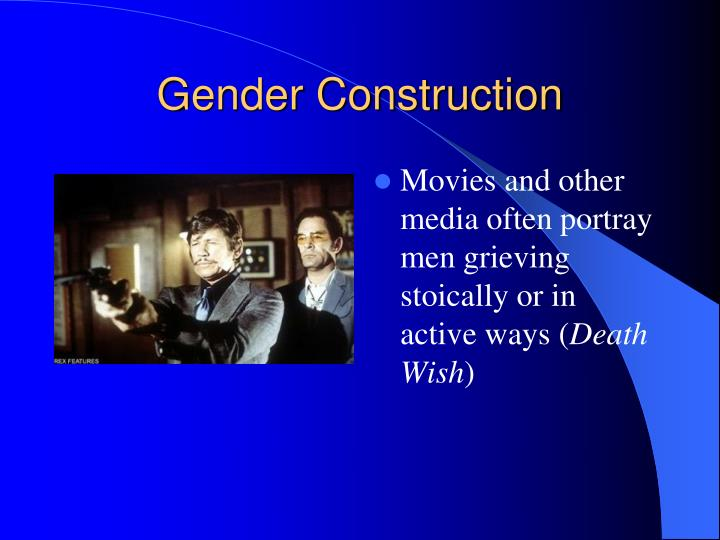 Gender Construction