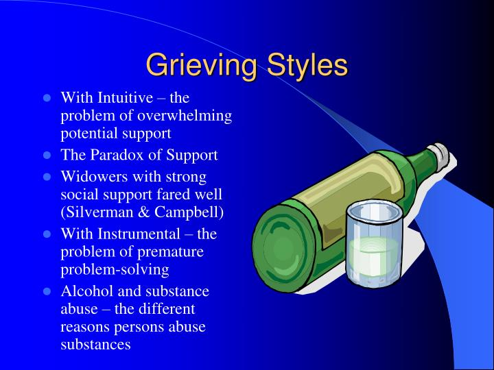Grieving Styles