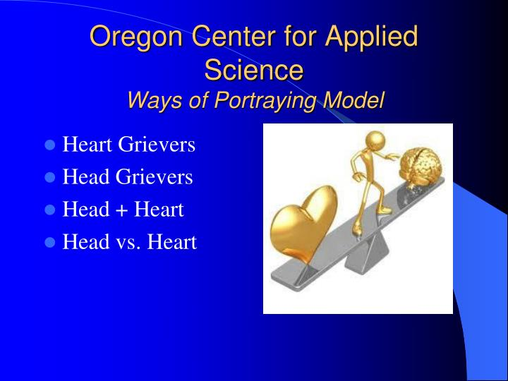 Oregon Center for Applied Science
