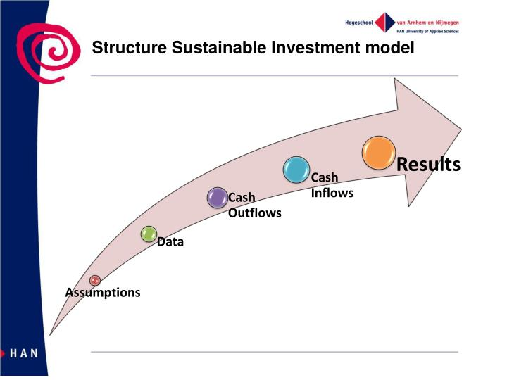Structure Sustainable Investment model
