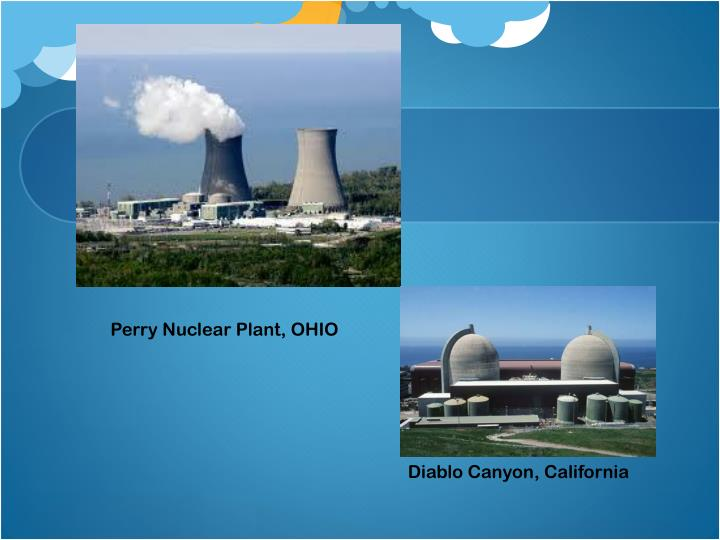 Perry Nuclear Plant, OHIO