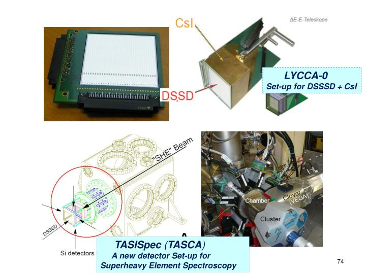 LYCCA-0