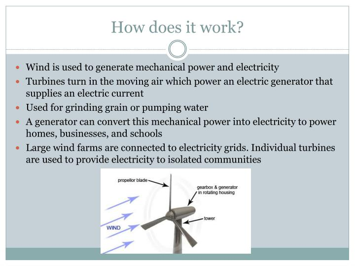 Ppt - Wind Energy Powerpoint Presentation