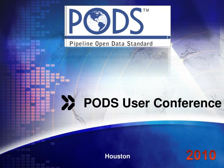 pods user conference