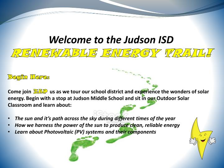 Welcome to the Judson ISD