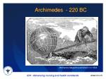 archimedes 220 bc