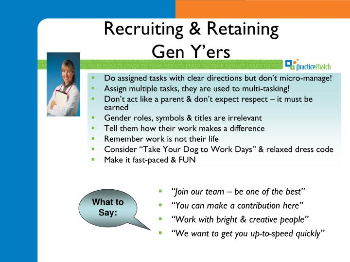 Recruiting & Retaining