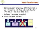 about terminations3
