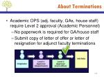 about terminations4