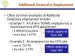 additional university employment4