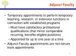 adjunct faculty1
