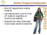 student temporary employment1