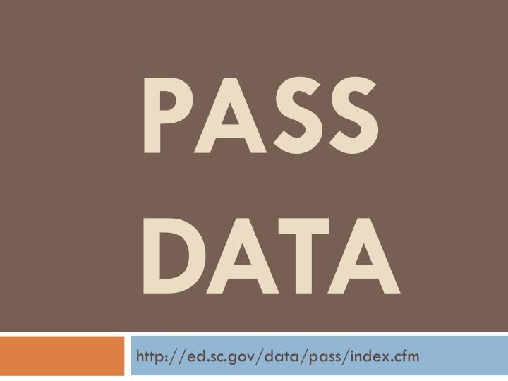PASS DATA