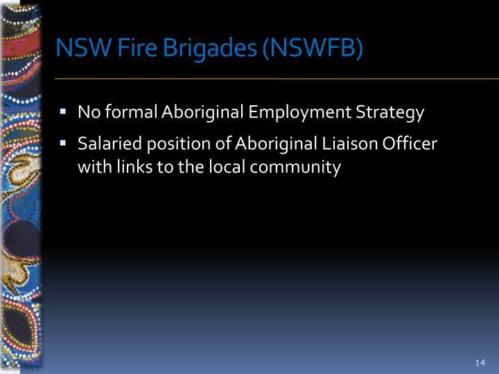 NSW Fire Brigades (NSWFB)
