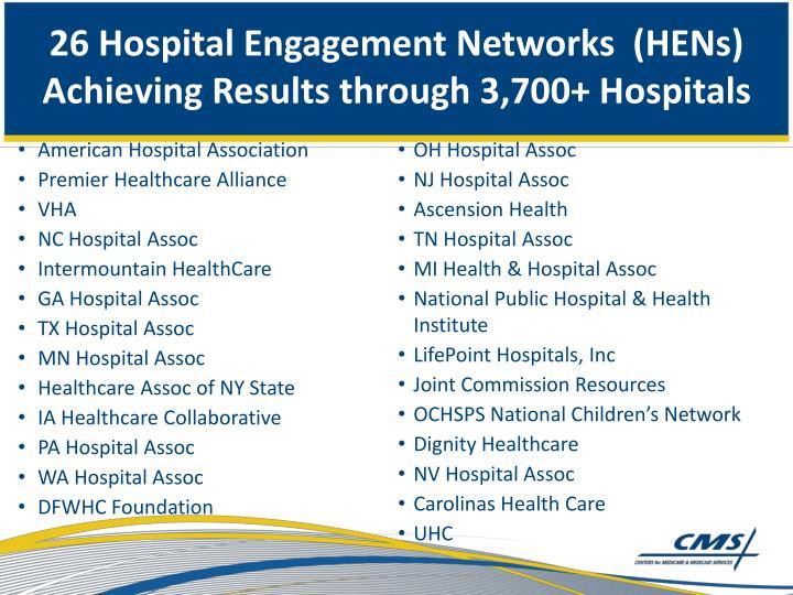 26 Hospital