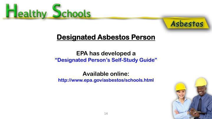 Designated Asbestos