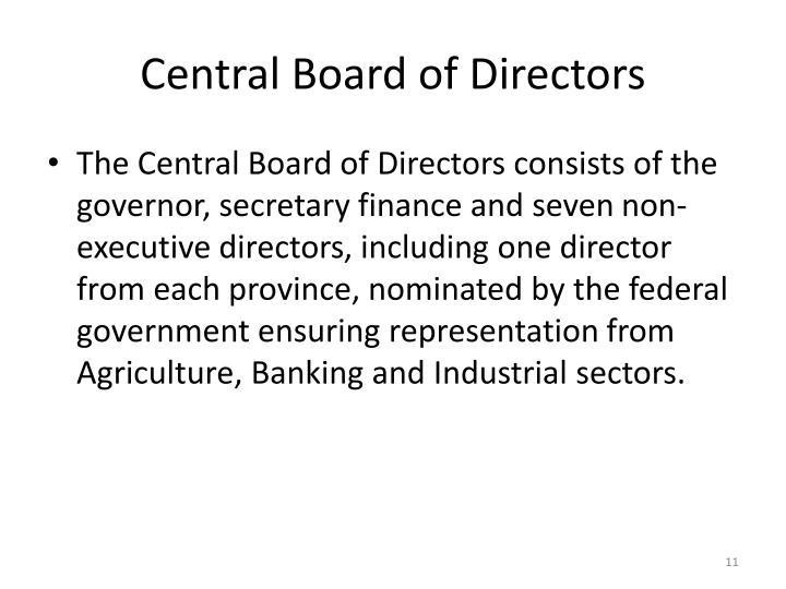Central Board of