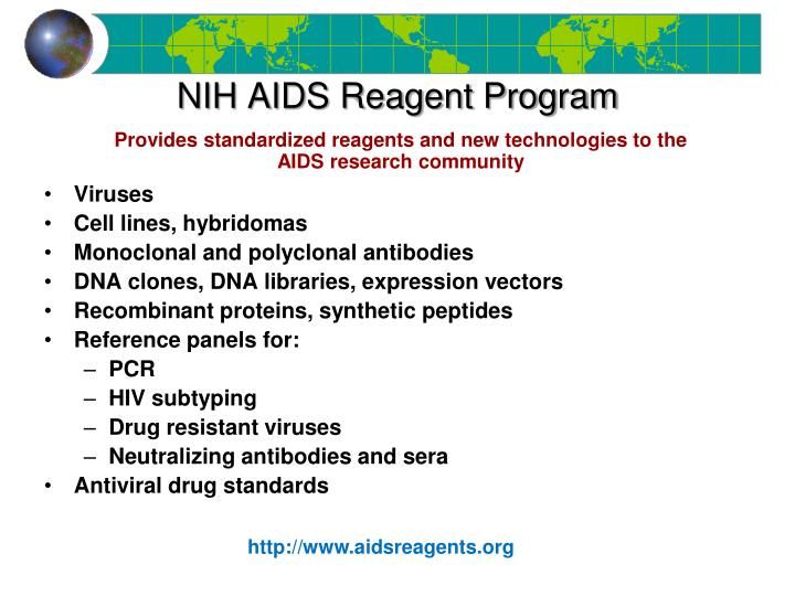 NIH AIDS Reagent Program